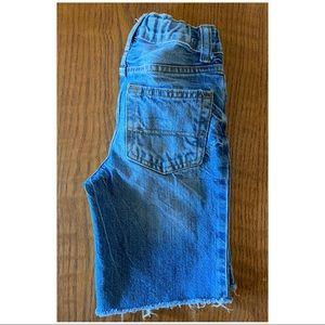 OshKosh jeans cutoffs